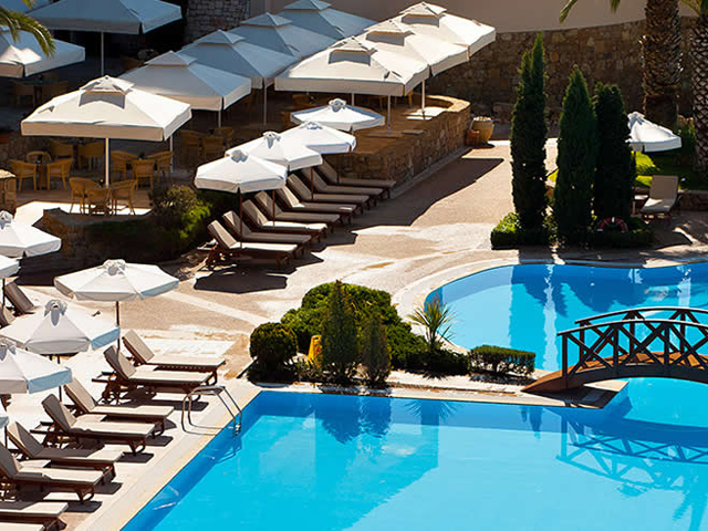 Special Offer for Sani Beach Hotel - Reduction up to 40% PLUS FULL BOARD !!! 15.10.21 - 31.10.21 !!