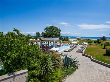 Dion Palace Hotel Roskoshnyj Otel V Litohoron Pieriya