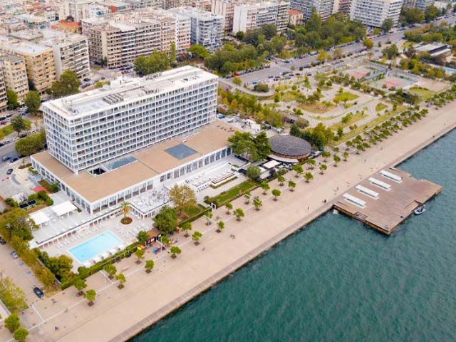 Special Offer for Makedonia Palace - Special Offer up to 20% Reduction !!!