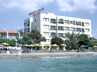 Michael's Beach Hotel, ApartmentsExterior View