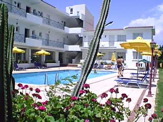 Michael's Beach Hotel, ApartmentsSwimming Pool