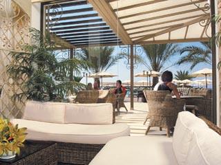 Louis Princess Beach HotelLobby Terrace