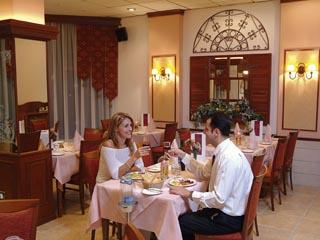 Kanika Pantheon HotelRestaurant