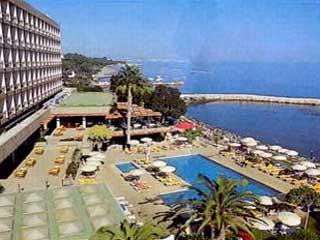 Crowne Plaza Limassol (ex Holiday Inn Limassol)Swimming Pool