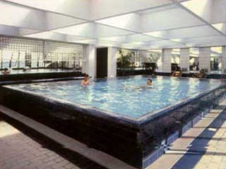 Crowne Plaza Limassol (ex Holiday Inn Limassol)Indoor Swimming Pool
