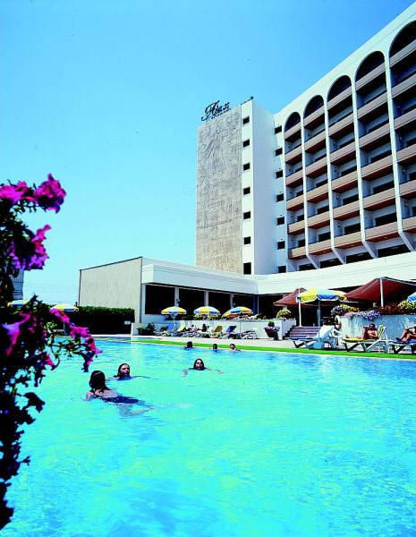 Ajax HotelSwimming Pool