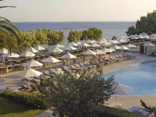 Apollonia Beach HotelSwimming Pool