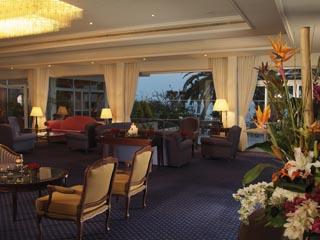 Apollonia Beach HotelLobby