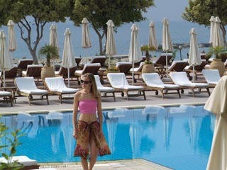 Apollonia Beach HotelSwimming Pool