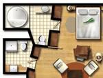 Sea View Suite Plan