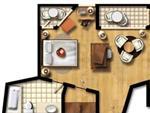 Presidential Suite Plan