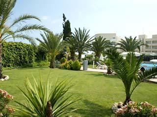 Aloe HotelGarden View