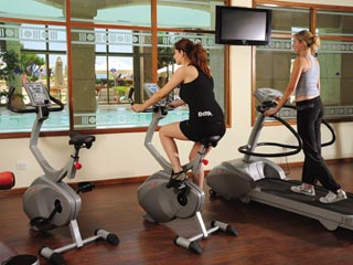 Alexander The Great Beach HotelGym