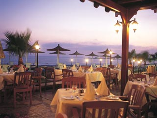 Alexander The Great Beach HotelRestaurant