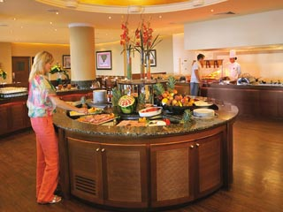 Alexander The Great Beach HotelBuffet