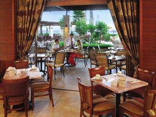 Alexander The Great Beach HotelRestaurant