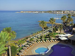 Alexander The Great Beach HotelPanoramic View