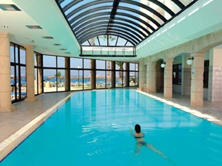 Alexander The Great Beach HotelIndoor Swimming Pool