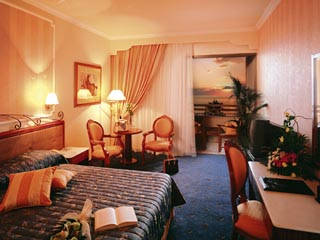 Alexander The Great Beach HotelRoom