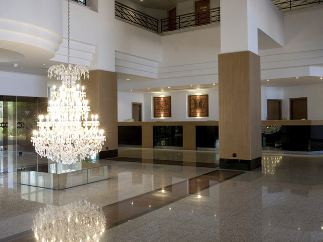 Venus Beach Hotel - Interior View