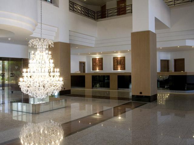 Venus Beach Hotel - Interior View