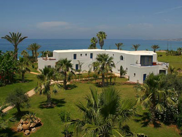 Azia Resort & Spa - Exterior View