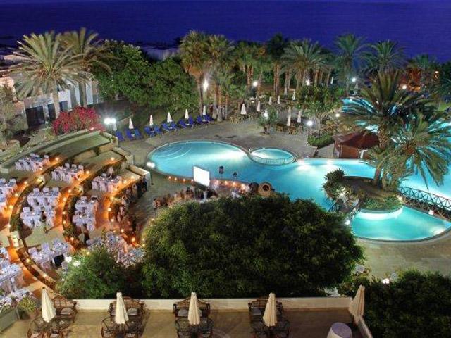 Azia Resort & SpaPool Area Exterior View