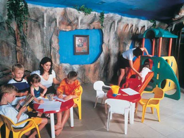 Azia Resort & SpaChildren's Ark