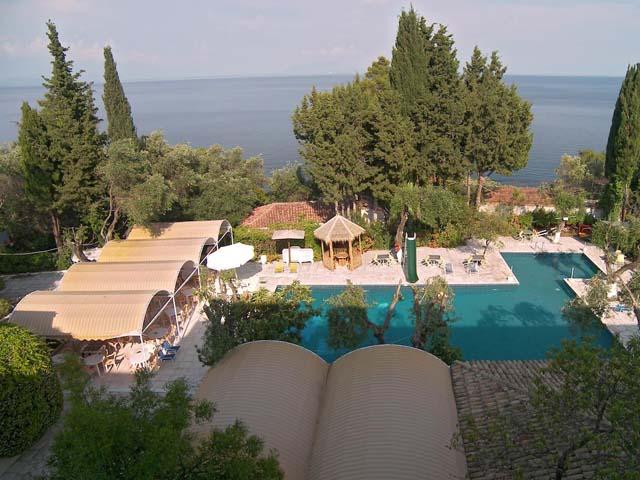 Alexandros Hotel Corfu: