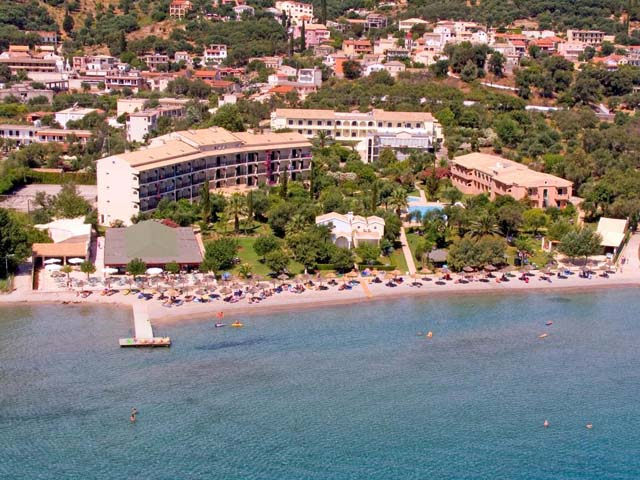 Delfinia Hotel Corfu: