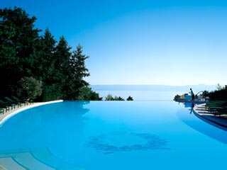 Evian Royal HotelSwimming Pool
