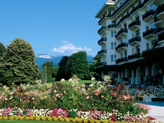 Evian Royal HotelExterior View