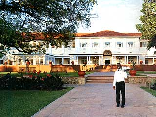 Victoria Falls Hotel: Image2