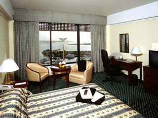 InterContinental Abu Dhabi HotelBusiness Room