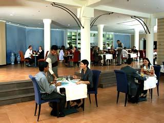 InterContinental Abu Dhabi HotelRestaurant