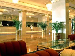 InterContinental Abu Dhabi HotelLobby