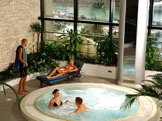 InterContinental Abu Dhabi Hotel: Health Club Spa