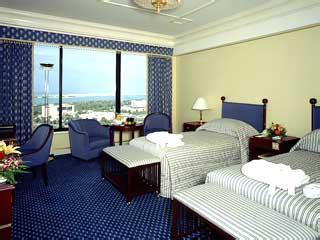 InterContinental Abu Dhabi HotelTwin Room