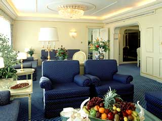 InterContinental Abu Dhabi Hotel: Presidential Suite