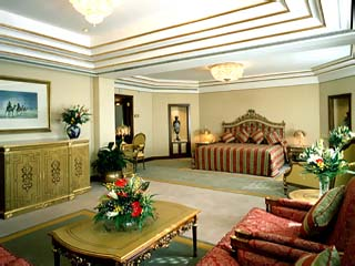InterContinental Abu Dhabi HotelRoyal Suite (Master Bedroom)