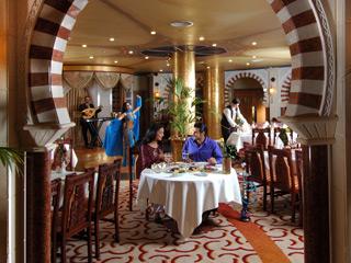 The Jumeirah Beach Hotel & Beit Al BaharAl Khayal