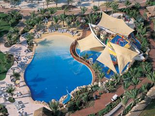 The Jumeirah Beach Hotel & Beit Al BaharExterior View