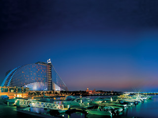 The Jumeirah Beach Hotel & Beit Al Bahar