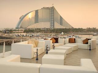 The Jumeirah Beach Hotel & Beit Al BaharBars & Lounges - 360°