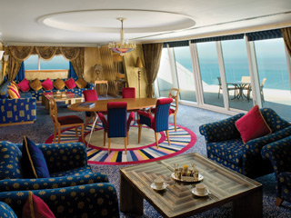 The Jumeirah Beach Hotel & Beit Al BaharRoyal Suite