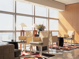 Emirates Towers HotelClub Executive Lounge