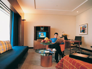 Emirates Towers HotelRoom - Deluxe / Tower Room