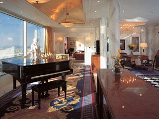 Emirates Towers HotelRoom - Presidential Suite