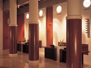 Emirates Towers HotelReception