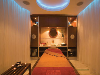 Emirates Towers HotelH2O Therapy Room